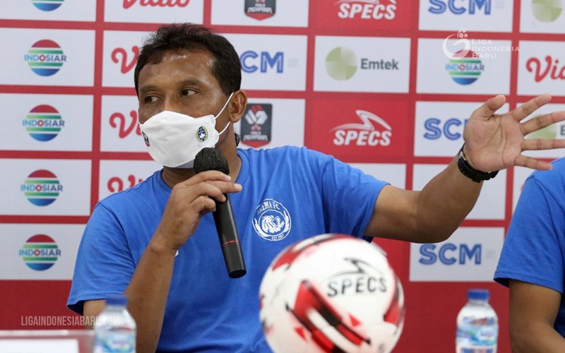 Gagal ke Perempat Final Piala Menpora, Direksi Arema FC Lakukan Evaluasi Hingga Dini Hari