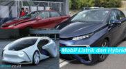 Mobil Listrik dan Hybrid