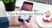 Tips Instagram Bisnis