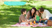 Gaya Hidup Sehat Sebagai Keluarga
